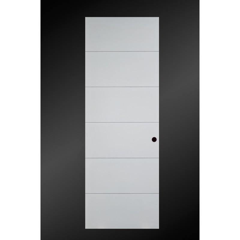 Puerta modelo elqui ii prepintada indep for Puertas 75 x 200